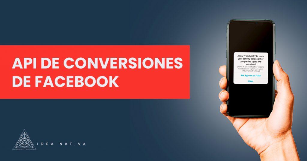 API de conversiones de Facebook